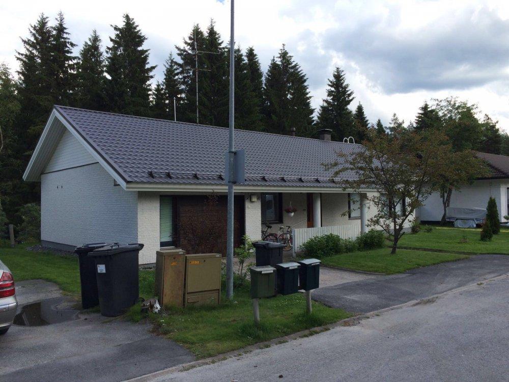 Omakotitalo Kokkola, Tiilikainen