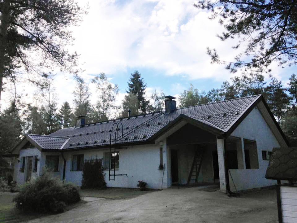 Omakotitalo Kaaritie, Kokkola