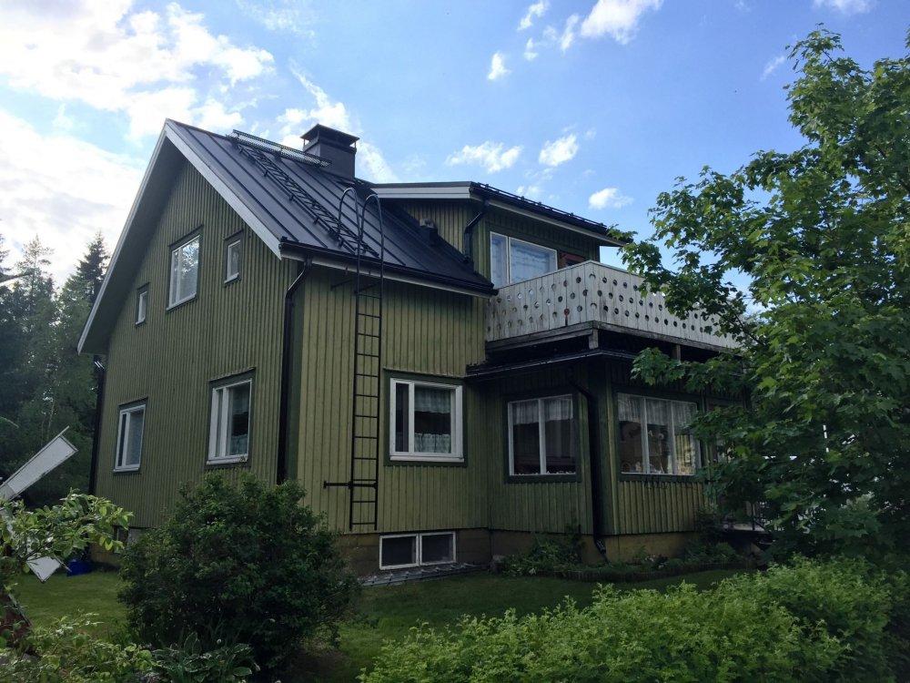 Omakotitalo Kruunupyy, Classic