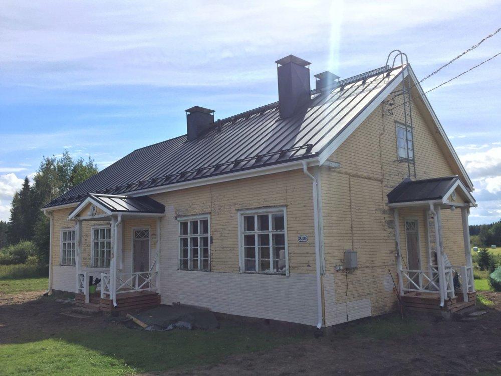 Omakotitalo Merijärvi, Classic