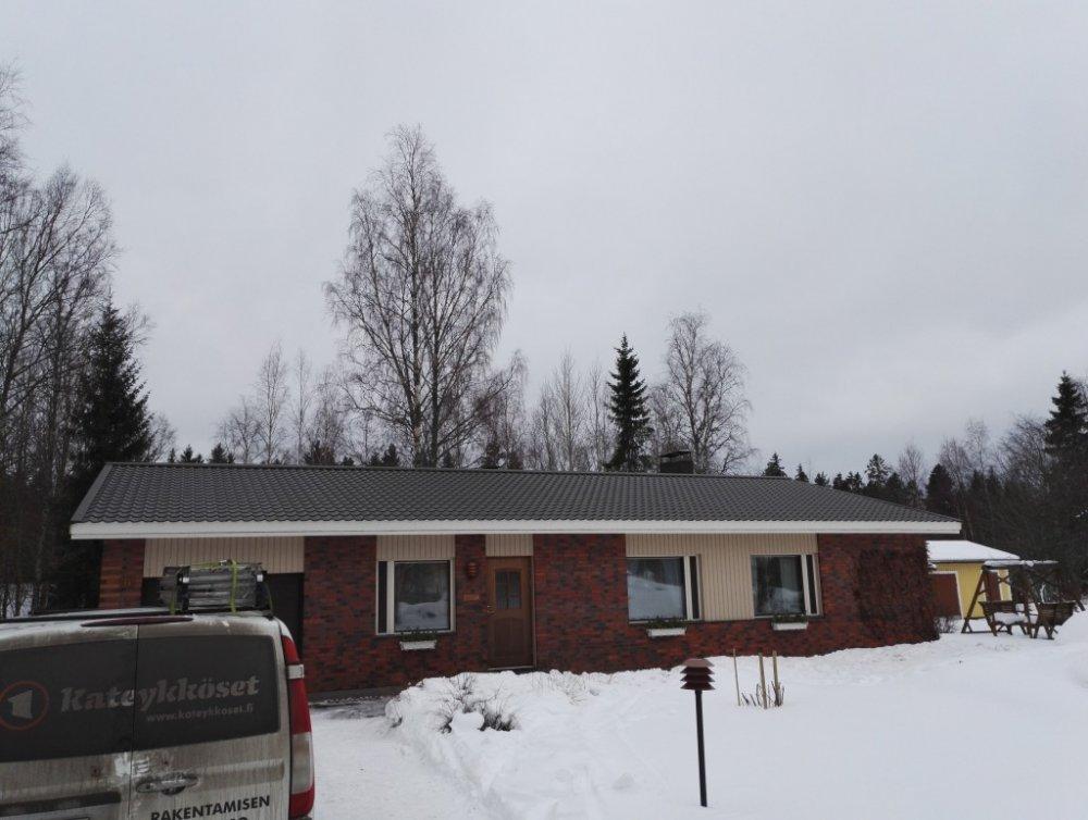 Omakotitalo Pietarsaari
