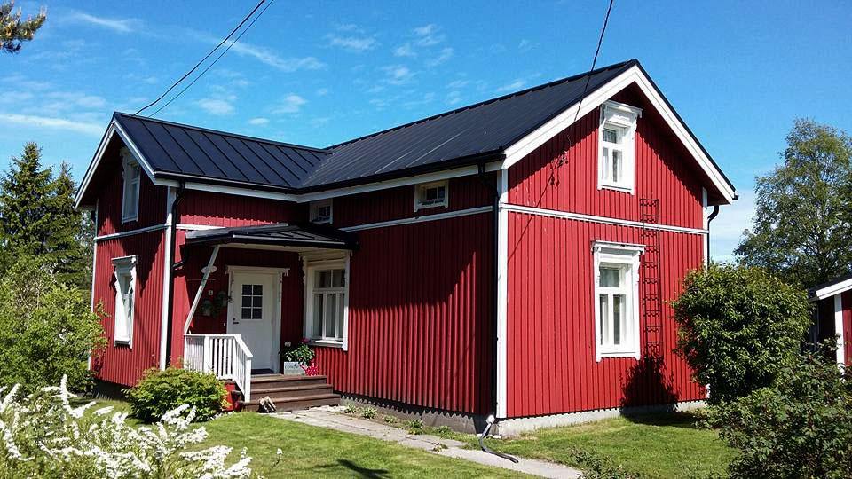 Omakotitalo Pietarsaari, Classic
