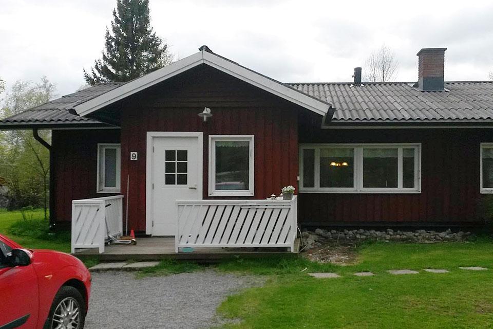 Omakotitalo Höstvesi, Vaasa