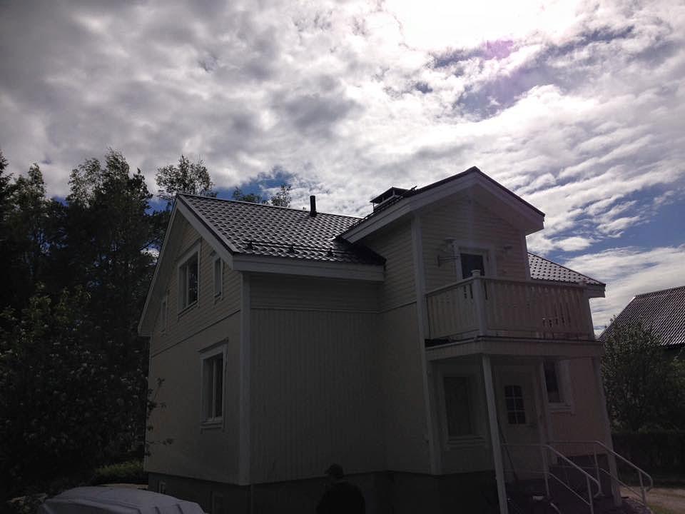 Omakotitalo Purola, Vaasa