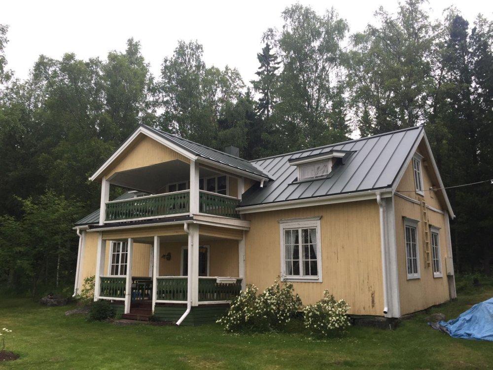 Vapaa-ajan asunto, Kokkola