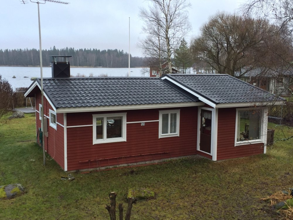 Vapaa-ajan asunto, Pietarsaari